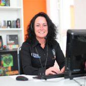 Astrid Weilpoltshammer-Lukes gelernte Einzelhandelskauffrau